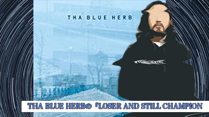 R-指定、THA BLUE HERBの『LOSER AND STILL CHAMPION』を紹介|名盤『THA BLUE HERB』とネームドロップについて語る