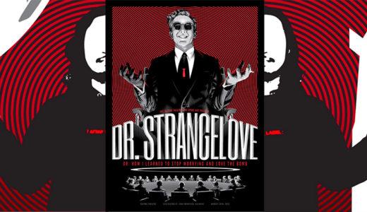 「Rの異常な愛情」の元ネタ映画「博士の異常な愛情」が面白かった