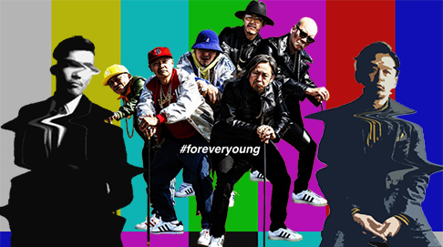 ZEEBRA&MUMMY-D、スチャダラパーからのライムスター『Forever Young』を語る