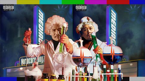ZEEBRA&MUMMY-D、Normcore Boyz『PIT feat. Ry-lax』を語る