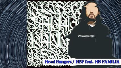 R-指定、Head Bangerz『HBF feat. HB FAMILIA』を紹介|高校生Rが震えた楽曲を紹介
